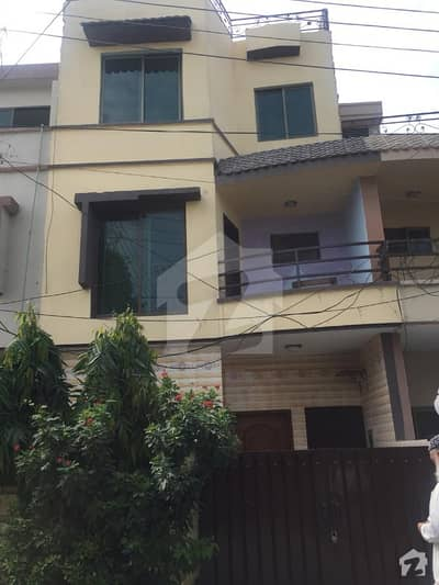 Three Storey House Is Available For Sale