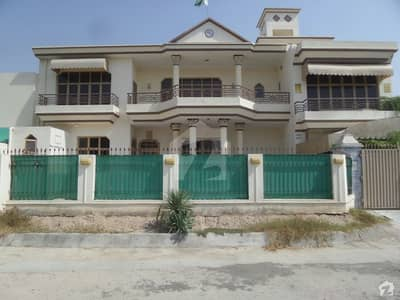 Double Storey Beautiful Bungalow For Sale At Civil Area Okara Cantt