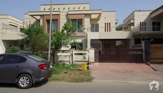 11 Marla Beautiful House Is Available For Sale In Imperial Garden Homes