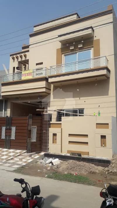 5 Marla Brand New double Story House for sale in Canal Garden Lahore