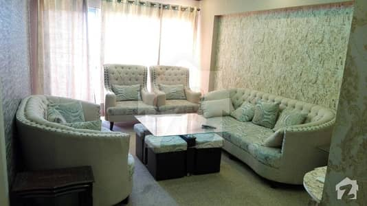 Full Furnished Apartment Is Up For Sale On Upper Jhika Gali Road