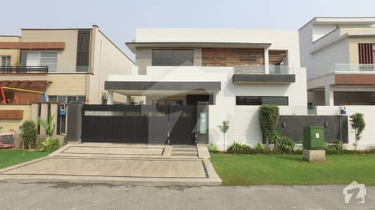 One Kanal Brand New Owner Build Bungalow Near DHA Office Direct Approach
