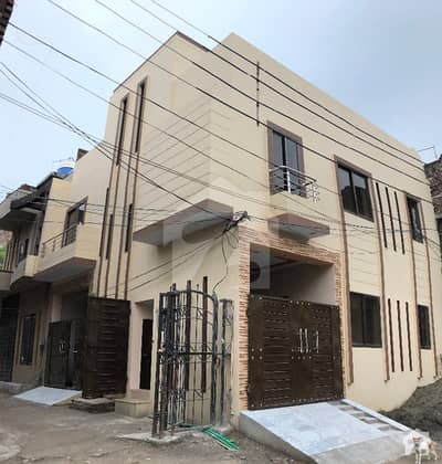 2 Marla Fresh Built 2 House For Sale With Garage In Shah Kamal Colony