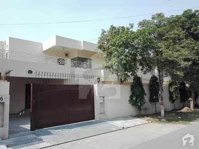 25 Marla 05 Bedroom Ideal Location Corner House For Sale In Cavalry Ground Lahore Cantt