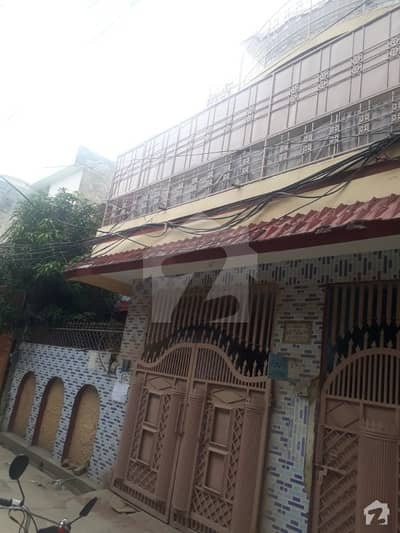 Double Storey House For Sale In Rawalpindi Lalarukh Colony