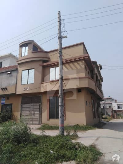 Brand New Double Storey House For Sale At Prime Location