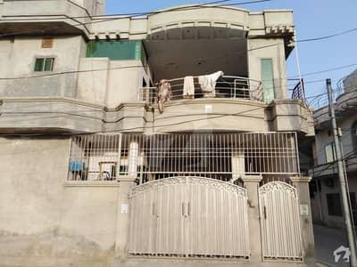 6 Marla Corner Upper Portion For Rent