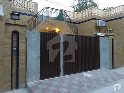 Double Storey House With Basement Available