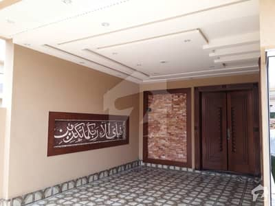 Johar town 10 Marla Newly constructed at a Very peaceful location