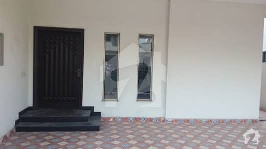 17 Marla 4 Beds Corner Brigadier House For Sale At Good Location In Askari 10 - Sector F On Airport Road Lahore Cantt