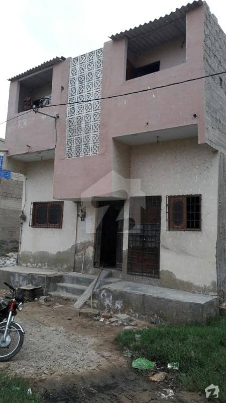 House For Sale Ground Plus 1 Floor