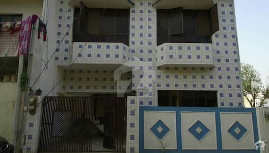 Corner Double Storey House For Sale In Sector I-10/1