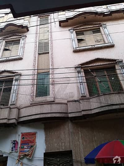 4 Flats 4 Shops and House Available