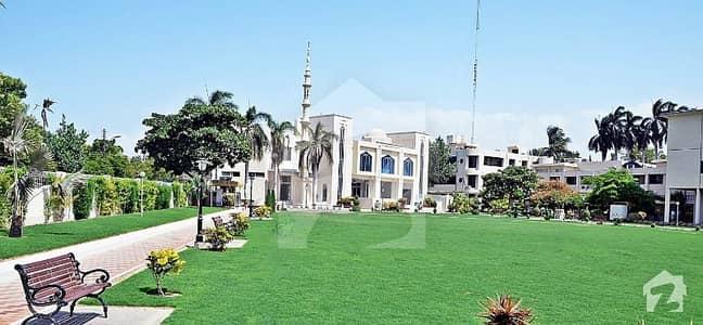 125 Sqyd Plot In Sector 14b For Sale In Dha City Karachi