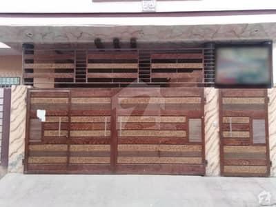 8 Marla Corner Ground Floor Portion For Rent