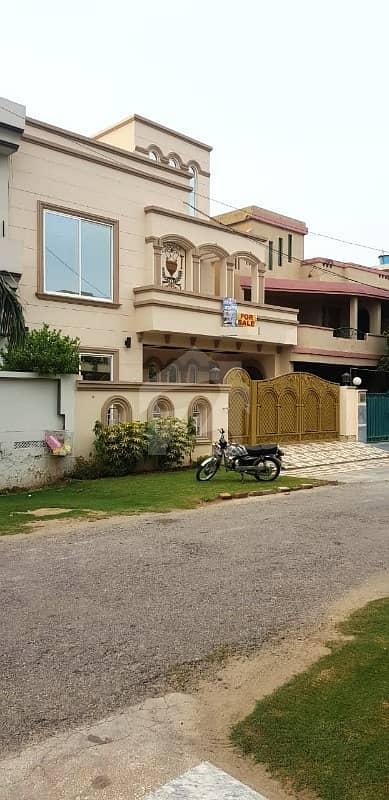 Wapda town F2 Block 10Marla Spanish brand new fabulous bungalow for sale
