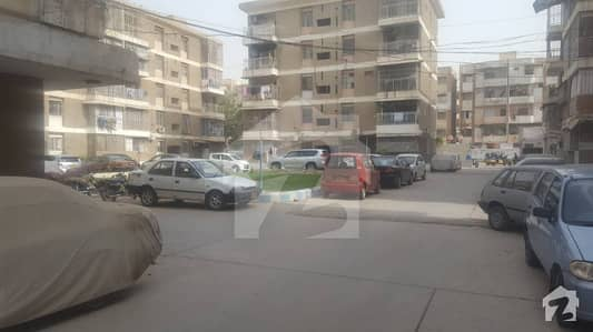 Flat For Sale In Maymar Avenue Gulshan-e-Iqbal Block 4 Karachi