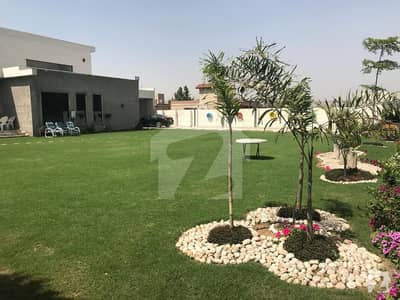 4 Kanal Beautiful Mazhar Munir Design Farm House Available For Sale In Farm Housing Society At Bedian Road