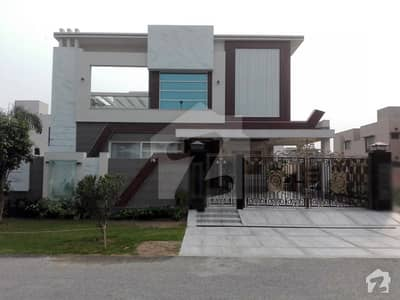 Dha - One Kanal Fully Furnished House Direct Approach From Main Road In Phase 5