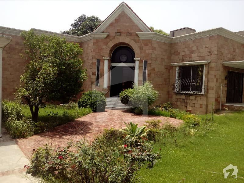 2 Kanal Single Story House for Rent in Phase 1