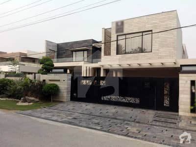 02 Kanal Ultra Moderan Designed Fully Furnished House For Sale In Phase 2 Block R DHA Lahore
