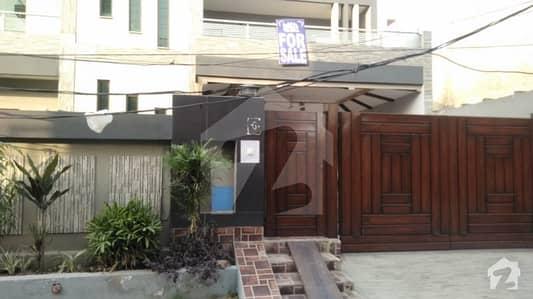 Brand New 1 Kanal House For Sale In Johar Town