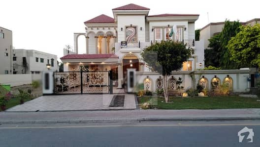 Brand New House For Sale In Main Boulevard