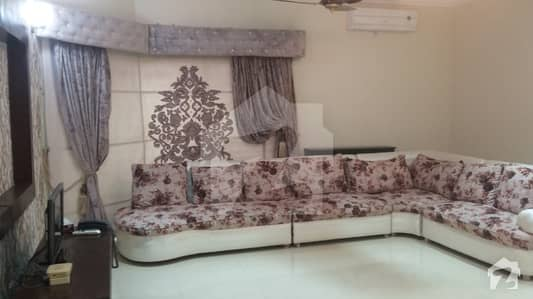 AC Fitted Furnished 1 Kanal Lower Portion For Rent In DHA Lahore