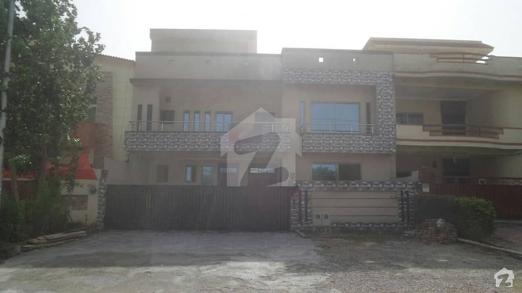 Brand New House Is Available For Sale On Main Double Road
