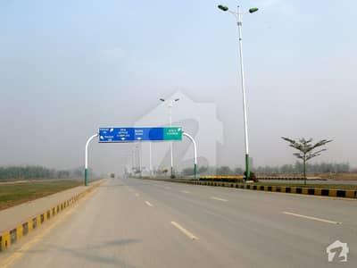Dha Phase 7 Block Y 1 Kanal Plot Facing 20 Kanal Park Near To Dha Raya Golf Courses