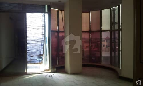 Flat Available For Office Use 4 Room Attach Kitchen Bath Front Of Main Road