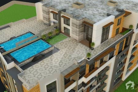 Penthouse For Sale With Swimming Pool