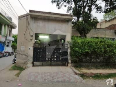 15 marla corner facing park home good for invesment