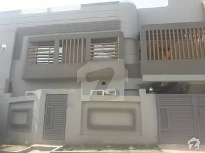 912 marla Double story corner House for sale on warsak road