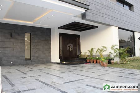 1 Kanal Brand New Luxurious Designer Home For Sale