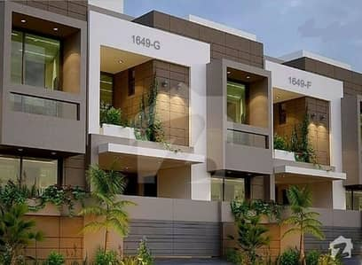 Semi Furnished Villas For Sale On Installment At Kashmir Highway With Discount