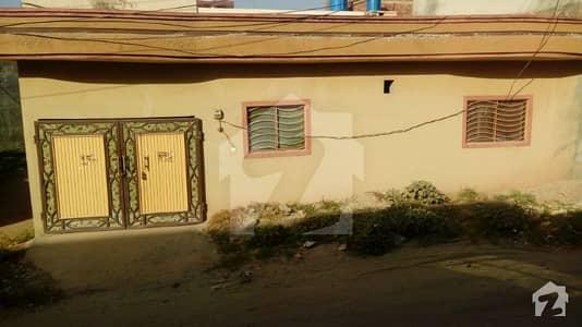 04 Marla Main Road Corner House Opposite To Commercial Market