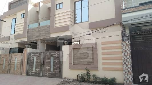 5 Marla Luxury Brand New Double Storey Two Houses For Sale With Solid Material At Prime Location
