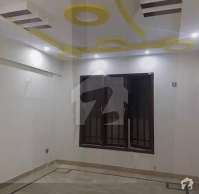Brand New 2 Portions 1st & 2nd Floor 120 Sq Yard West Open For Sale In Bufferzone - Sector 15-A/2