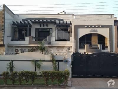Shah Rukn-e-alam Colony Multan 15 Marla Double Storey Bungalow At Main Road Location
