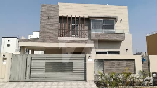 DHA Near Eden City 10 Marla Brand New With Basement 4 Master Bedrooms