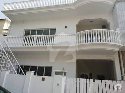 G-10/1 Double Unit House Park Street Ideal Location  House For Sale