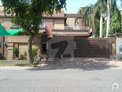 Abdalian Society 1kanal 4 Year Use Bungalow For Sale