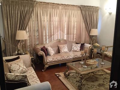 13 Marla Luxury Full Furnished Solid Constructed House In Most Prime Location Near Park  Commercial Area In Phase 8 DHA Lahore