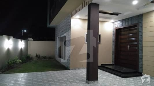 1 Kanal Brand New Beautiful House Is Available For Sale In Nasheman E Iqbal Phase 1