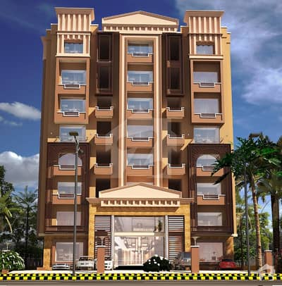 One Bedroom Flat For Sale Opposite G13 Islamabad