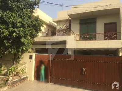 KANAL SELF CONSTRUCTED BUNGALOW MODEL TOWN LAHORE