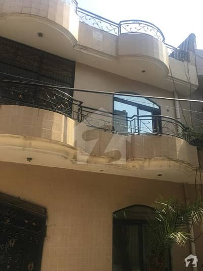 5 Marla Triple Storey House For Sale  Own Constructed