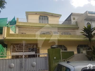 10 Marla livable house for sale at prime location of G10