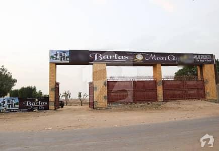 Barlas Moon City Plot For Sale  On Cash  Installment Basis